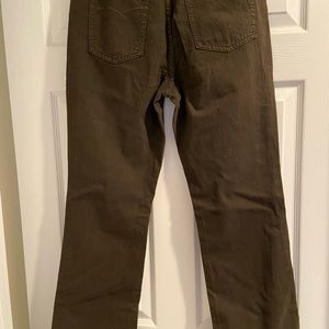Brown Platinum Collection Jeans